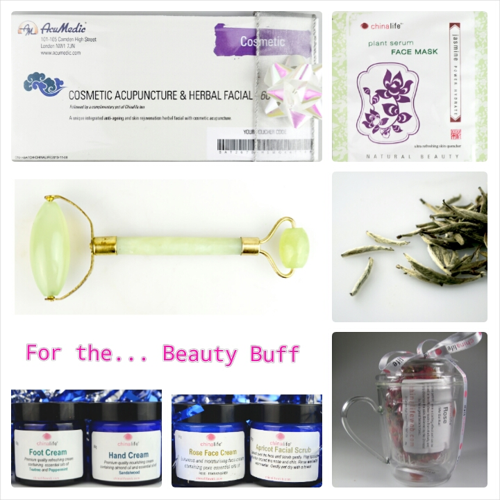 chinalife Beauty Buff Christmas Gift Guide