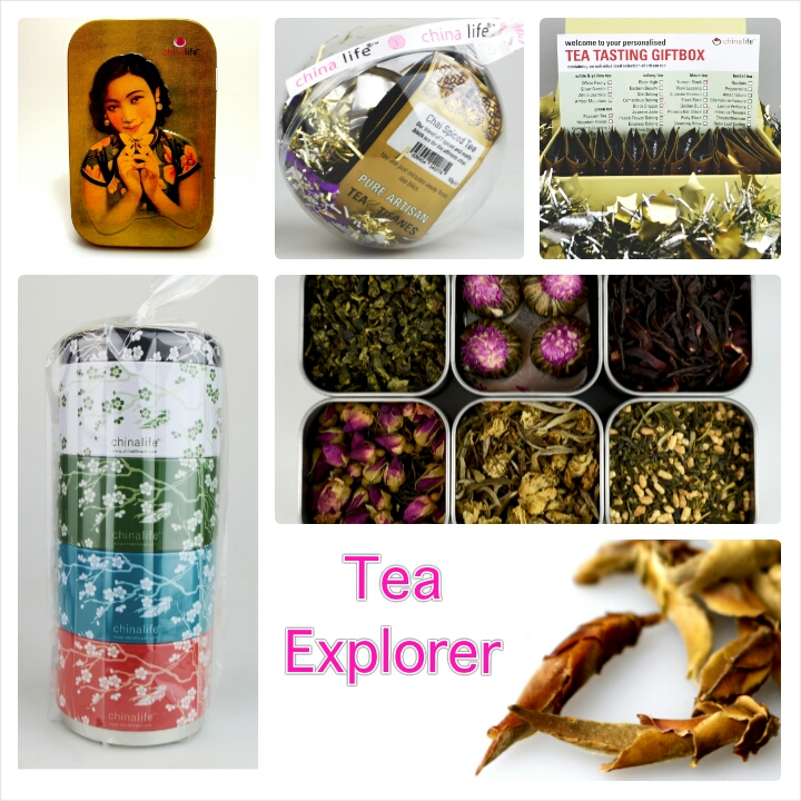 chinalife Tea Explorer Christmas Gift Guide