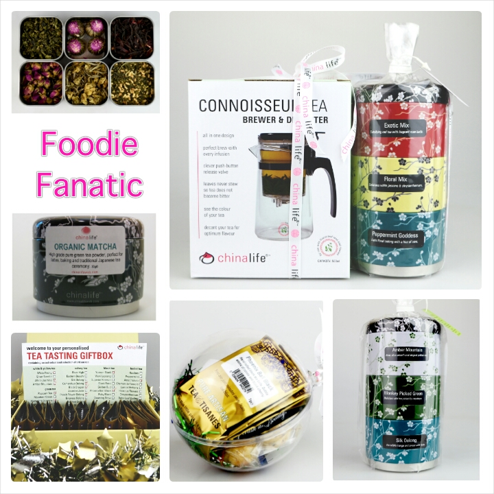 chinalife Foodie Fanatic Christmas Gift Guide