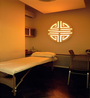 chinalife therapy room