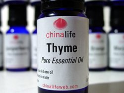 Thyme Esssential Oil: Image