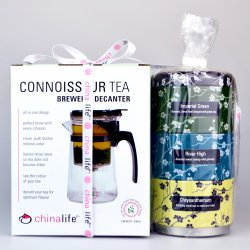 Classic Connoisseur Tea Explorer Gift Set: Image