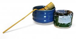 Ceremonial Matcha Set - Blue: Image