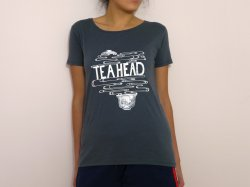 Teaheads T-shirt (Women): Image
