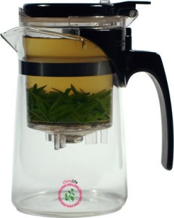 Connoisseur Glass Tea Brewer and Decanter: Image